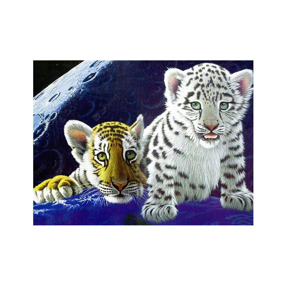 Naiyue S188 Earth Tiger Print Draw Diamond Drawing
