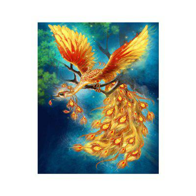 Naiyue S216 Color Phoenix Print Draw Diamond Drawing