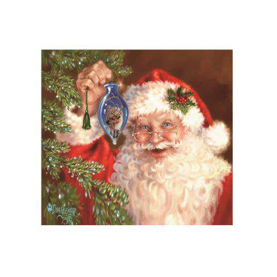Naiyue K006 Santa Claus Print Draw Diamond Drawing