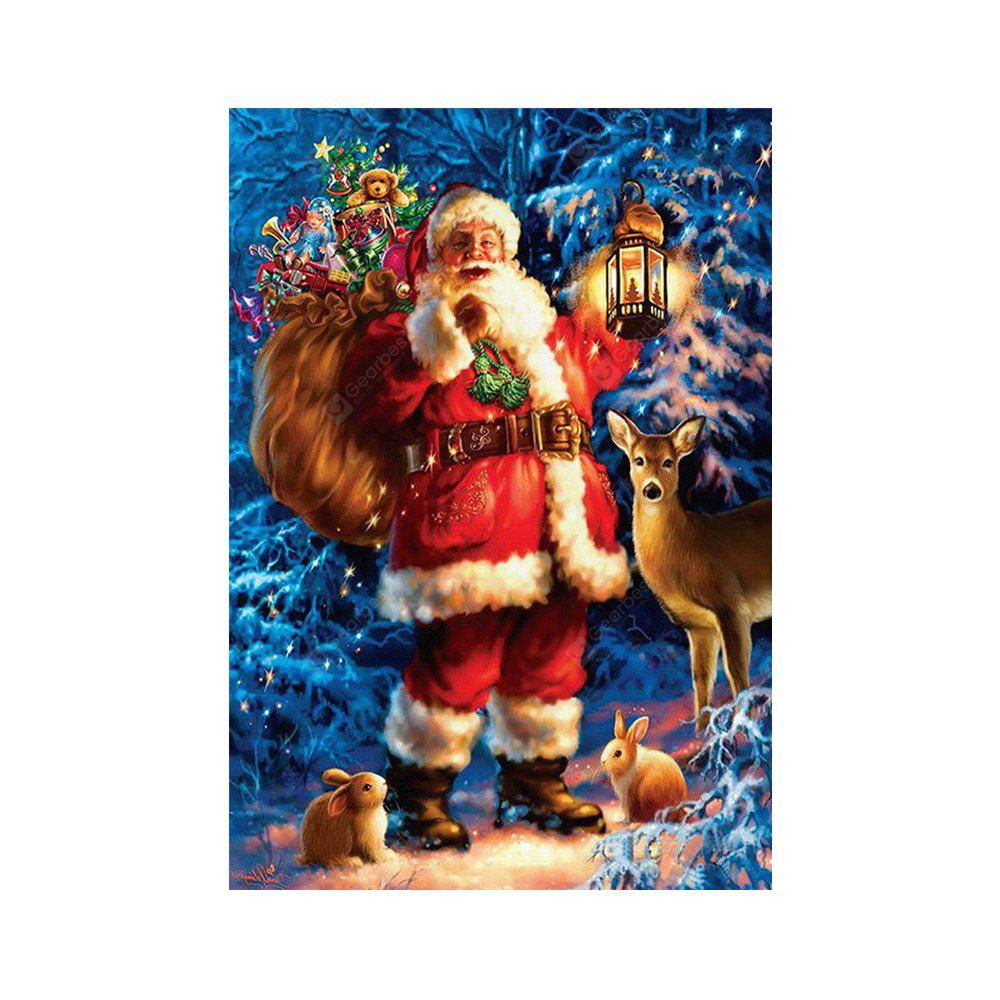 Naiyue K007 Santa Claus Print Draw Diamond Drawing