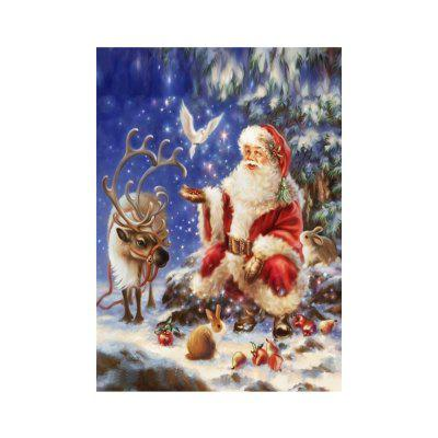 Naiyue K008 Santa Claus Print Draw Diamond Drawing