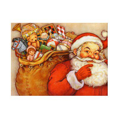 Naiyue K011 Santa Claus Print Draw Diamond Drawing