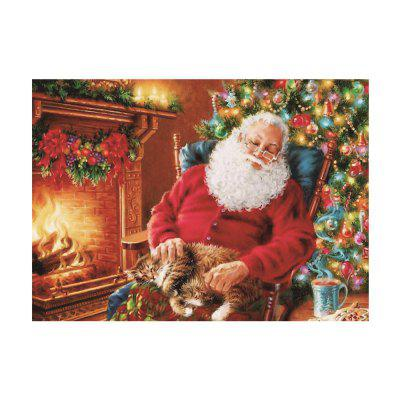 Naiyue K012 Santa Claus Print Draw Diamond Drawing