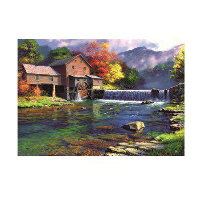 Naiyue Z022 Water Wheel Print Draw Diamond Drawing