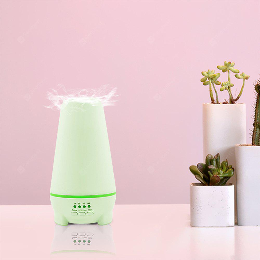 Ultrasonic Essential Oil Diffuser Scent Diffuser Air Humidifier With 7 Colorful Led Light