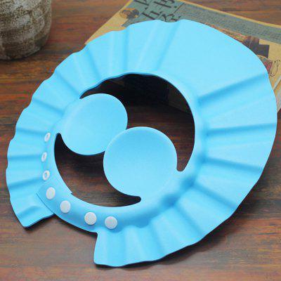 Baby infant shampoo cap childrens ear wash shampoo sun cap MY0775