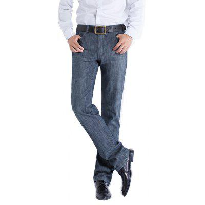 Jeans  Straight Waist Long Business Casual Pants
