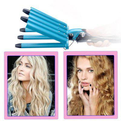 Pro Nano Titanium Automatic Ceramic Hair Curler 5 Barrels Big Hair Wave Waver Curling Iron Hair Curlers Rollers Styling Tools