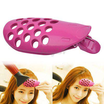 DIY Hair Styling Fringe Bangs Front Curler Roller Holder Clip Three-Dimensional Model Of The Hairpin Bangs Styling Assisted Tool