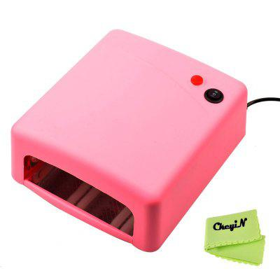 36W UV Lamp LED Nail Dryer Art Gel Best Curing Light Dryer Nail Art Lamp Care Machine UV Light Nail Dryer M Size