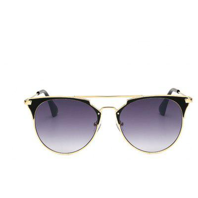 SENLAN   2110fashion men and women sunglasses (leather box)Mens Sunglasses<br>SENLAN   2110fashion men and women sunglasses (leather box)<br><br>Frame material: Alloy<br>Gender: Unisex<br>Group: Adult<br>Lens material: Polycarbonate<br>Package Contents: Glasses * 1 Glasses case * 1 Lens cloth * 1 Glasses bag * 1<br>Package size (L x W x H): 15.50 x 6.50 x 5.00 cm / 6.1 x 2.56 x 1.97 inches<br>Package weight: 0.1320 kg<br>Product size (L x W x H): 14.80 x 5.30 x 4.00 cm / 5.83 x 2.09 x 1.57 inches<br>Product weight: 0.0320 kg<br>Style: Cat Eye, Round