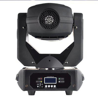 25W LED Light Super Beam Moving Head Stage LightingStage Lighting<br>25W LED Light Super Beam Moving Head Stage Lighting<br><br>Body Color: Black<br>Control Mode: DMX512, Auto Mode, Voice-activated<br>Function: For party, For Outdoor Sporting<br>Laser Color: Blue,Green,Red<br>Material: Cast Aluminum<br>Model: MT-M-A004<br>Package Contents: 1 x Light , 1 x Signal Cable, 1 x  Power Cable,  1 x  User Manual<br>Package size (L x W x H): 60.00 x 37.00 x 47.00 cm / 23.62 x 14.57 x 18.5 inches<br>Package weight: 9.0000 kg<br>Plug Type: EU plug<br>Product Size(L x W x H): 36.00 x 25.00 x 46.00 cm / 14.17 x 9.84 x 18.11 inches<br>Product weight: 7.0000 kg<br>Shape: Cylinder<br>Type: DJ and Disco Light, LED Effects Stage Light, Moving Head Lights<br>Voltage Type: AC 90-240V