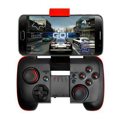 Gaming Handle Bluetooth Connection For IOS/Android/Windows Universal Games Handle-Black