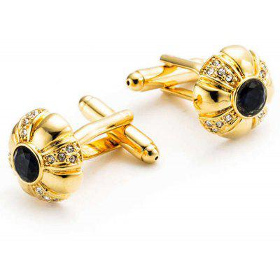 Men's Cufflinks Exquisite Design Stylish Cuff Buttons Accessory