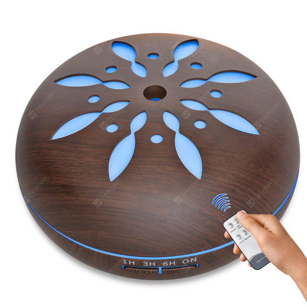 GDAS 1831-32YK Remote control Aroma Diffuser 550ml Essential Oil Diffuser Aromatherapy Cool Mist Humidifier