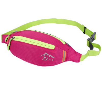 Hongjing Superlight Casual Running Waist BagWaist Packs<br>Hongjing Superlight Casual Running Waist Bag<br><br>Closure Type: Zipper<br>External Material: Nylon<br>Gender: Unisex<br>Handbag Type: Waist Bag<br>Internal Material: Polyster<br>Package Contents: 1 x Waist Bag<br>Package size (L x W x H): 27.00 x 13.00 x 3.00 cm / 10.63 x 5.12 x 1.18 inches<br>Package weight: 0.0900 kg<br>Pattern Type: Others<br>Product weight: 0.0850 kg<br>Style: Casual