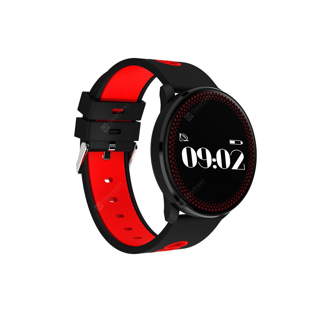 CF007 Sports Smartwatch Waterproof Long Standby Bluetooth Support Heartrate Monitor Pedometer Smartwatch for IOS Android