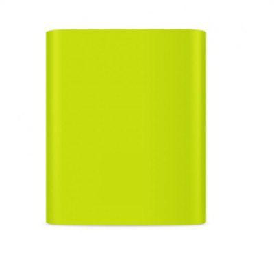 Para Xiaomi Power Bank Mi2 20000mAh Capa Capa Gel de silicone Borracha