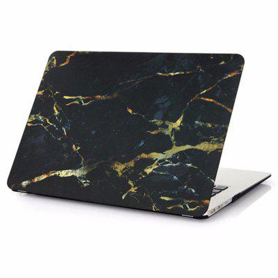 Hard Case Protector With Marble Pattern For MacBook Pro 15