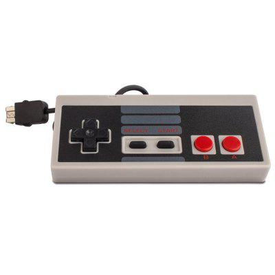 Controller for NES Classic Mini CBSKY NES Controller with 6 Foot Extend Link Extension Cable For Mini NES Classic Editi