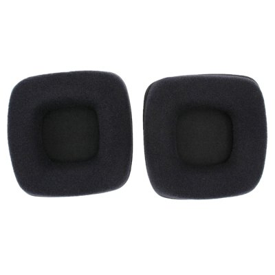 Soft Velour Foam Ear Pad Cushion for Razer Banshee Starcraft II Gaming Headset