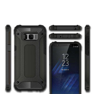 Strong Hybrid Silicone TPU+Armor PC Heavy Hard Shockproof Case For Mobile Phone