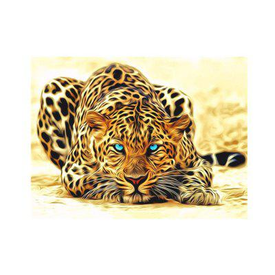 Naiyue S183 Leopards Print Draw Diamond Drawing