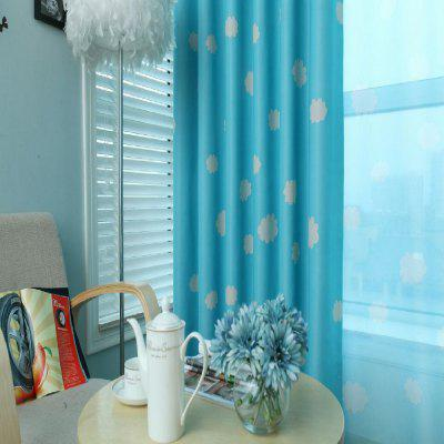 Cloud Cover Bedroom Dreamy Curtains