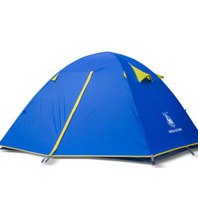 Luxurious Windproof Insect - Proof Durable Double Tent