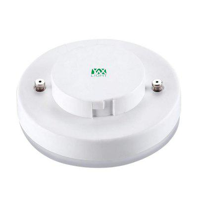 YWXLight GX53 5W Mini Round Lights Super Bright LED Ceiling Lamp AC 220 - 240VFlush Ceiling Lights<br>YWXLight GX53 5W Mini Round Lights Super Bright LED Ceiling Lamp AC 220 - 240V<br><br>Battery Included: Non-preloaded<br>Brand: YWXLight<br>Bulb Base: GX53<br>Bulb Included: Yes<br>Bulb Type: LED<br>Color Temperature or Wavelength: 2800 - 3500 K , 6000 - 6500 K<br>Decoration Material: Ceramic<br>Dimmable: No<br>Features: Mini Style, Bulb Included<br>Fixture Material: Ceramic<br>Light Source Color: Cold White,Warm White<br>Package Contents: 1 x YWXLight LED light<br>Package size (L x W x H): 8.10 x 8.10 x 3.40 cm / 3.19 x 3.19 x 1.34 inches<br>Package weight: 0.0840 kg<br>Product size (L x W x H): 7.50 x 7.50 x 2.70 cm / 2.95 x 2.95 x 1.06 inches<br>Product weight: 0.0700 kg<br>Shade Material: Ceramic, PC<br>Style: Modern/Contemporary<br>Suggested Room Size: 5 - 10?<br>Suggested Space Fit: Bedroom,Dining Room,Kitchen,Living Room,Office<br>Type: Spot Light<br>Voltage ( V ): AC220 - 240<br>Wattage (W): 5