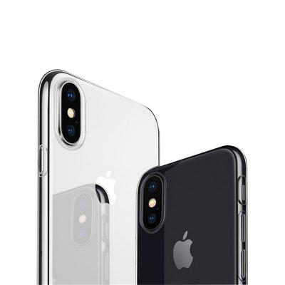 Super Bo Classic Style TPU Cover Case for iPhone X