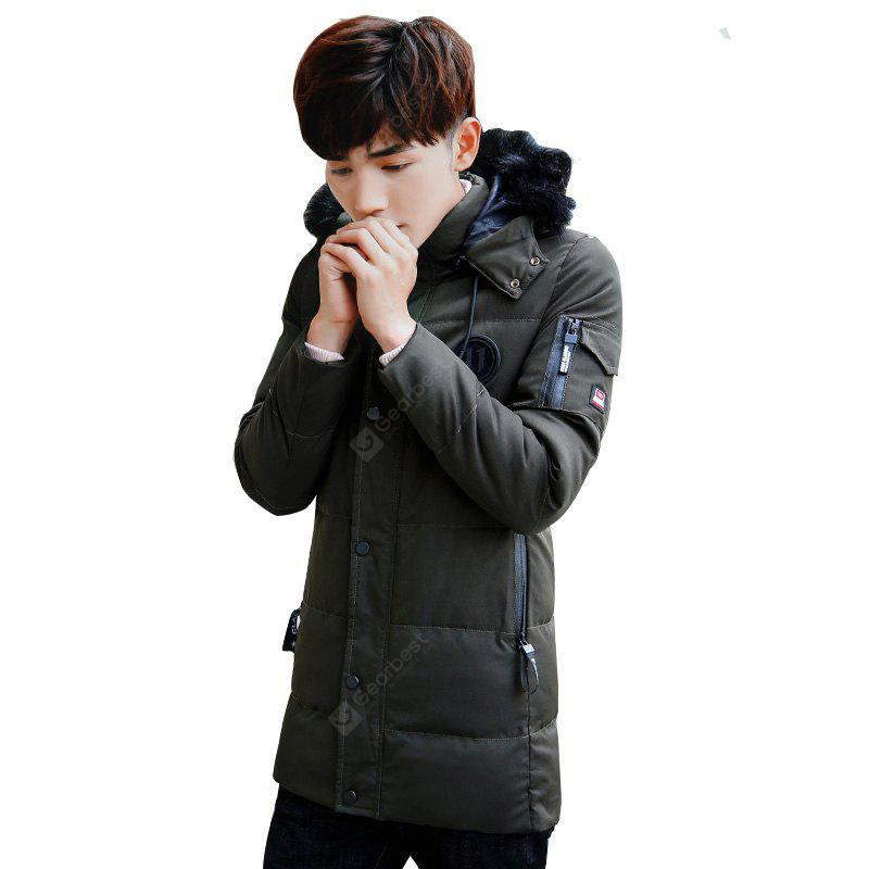 Men's Fashionable Cotton Coat