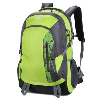 Hongjing Hiking Camping Traveling Large Space Backpack