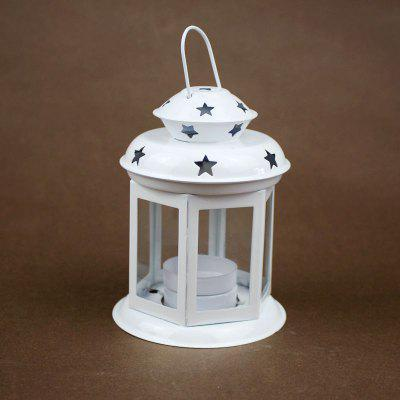 European and American Outdoor Iron Candlestick for The Lighting of The Lantern on The Wedding Ceremony of The Birthday R