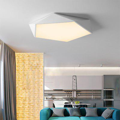 JX276 - 42W - WW Warm White Ceiling Lamp AC 220VFlush Ceiling Lights<br>JX276 - 42W - WW Warm White Ceiling Lamp AC 220V<br><br>Battery Included: No,Non-preloaded<br>Certifications: 3C,CE,FCC,RoHs<br>Color Temperature or Wavelength: 2800K<br>Dimmable: No<br>Features: Wrought Iron<br>Fixture Height ( CM ): 5CM<br>Fixture Length ( CM ): 60CM<br>Fixture Material: Aluminum,Plastic<br>Fixture Width ( CM ): 60CM<br>Package Contents: 1 xCeiling Lamp, 1 x English User Manual, 4 x Screw, 4 x Colloidal Particle<br>Package size (L x W x H): 61.00 x 61.00 x 6.00 cm / 24.02 x 24.02 x 2.36 inches<br>Package weight: 6.0000 kg<br>Product size (L x W x H): 60.00 x 60.00 x 5.00 cm / 23.62 x 23.62 x 1.97 inches<br>Product weight: 5.2000 kg<br>Shade Material: Plastic, Acrylic<br>Style: Simple Style, Chic &amp; Modern, LED<br>Suggested Room Size: 20 - 30?<br>Suggested Space Fit: Bedroom,Cafes,Indoors,Living Room,Office<br>Type: Semi-Flushmount Lights<br>Voltage ( V ): AC220