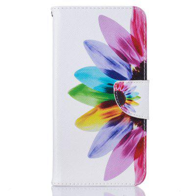 Buy Sunflower Pattern Luxury Style PU Leather Mobile Phone Case Flip Cover for iPhone 6 / 6s, COLORFUL, Mobile Phones, Apple Accessories, iPhone Accessories, iPhone Cases/Covers for $5.40 in GearBest store