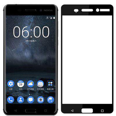 New 0.3mm Full Cover Tempered Glass for Nokia 6