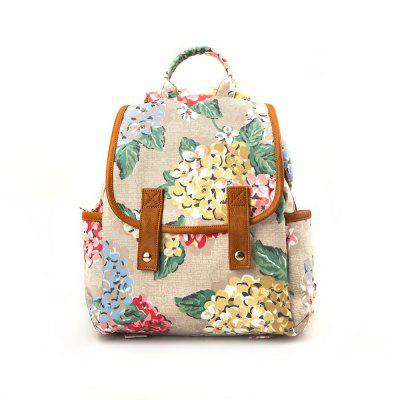Backpack for Girls Waterproof Backpack for Women Floral Backpack ...