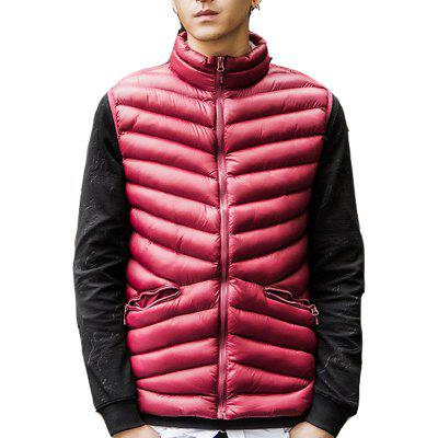 Homme Loisirs Mode Gilet chaud