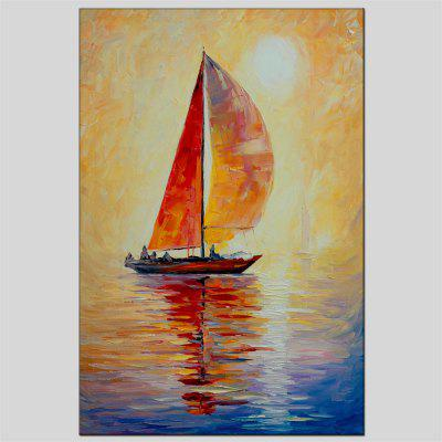 Hua Tuo Sailing Oil Painting 60 x 90CM OSR - 160524