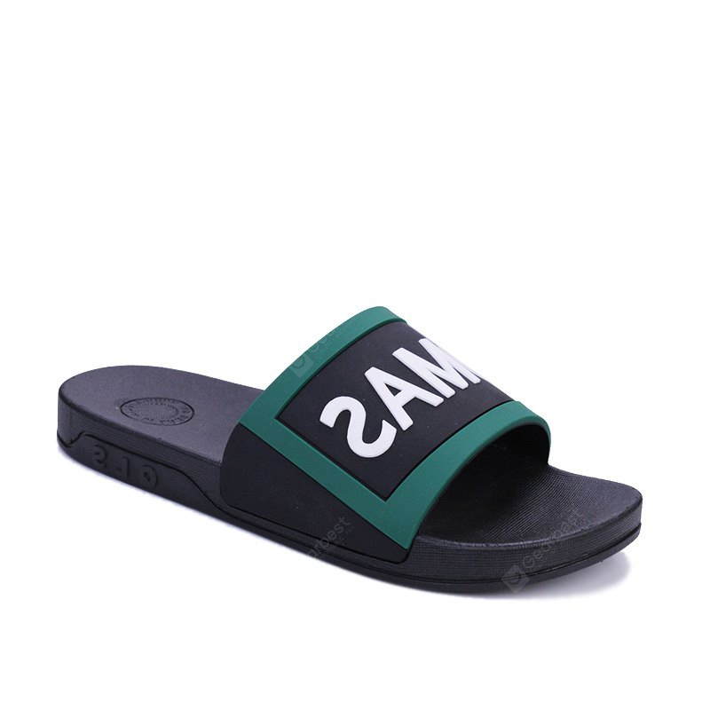 Men's Home Comfort and Anti-skid Slippers