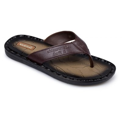 Men's Soft And Comfortable Outdoor Slippers