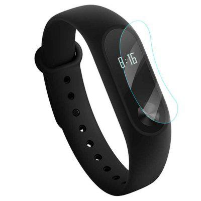2PCS Nano HD Explosion-proof Film for Xiaomi Miband 2Smart Watch Accessories<br>2PCS Nano HD Explosion-proof Film for Xiaomi Miband 2<br><br>Compatible with: Xiaomi Mi Band 2<br>Package Contents: 2 x Explosion-Proof Film,  1 x Wet Dry Wipes Alcohol Pad<br>Package size: 6.50 x 8.00 x 0.10 cm / 2.56 x 3.15 x 0.04 inches<br>Package weight: 0.0050 kg<br>Product size: 3.70 x 1.28 x 0.01 cm / 1.46 x 0.5 x 0 inches<br>Product weight: 0.0010 kg