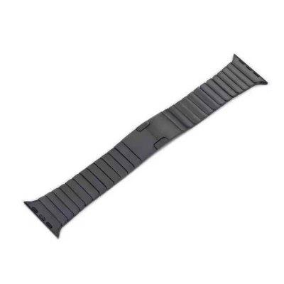 42mm Stainless Steel Metal Link Bracelet Strap for iWatch Series 3 / 2 / 1