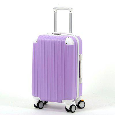 Suitcase Cute Trolley Box Student Universal Baggage Trolley Case Traveling Case Waterproof