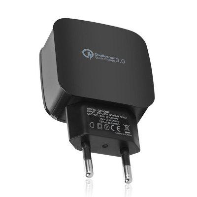 QC 3.0 5V/3A Quick Charge EU Plug USB Charger / USB Wall Charger