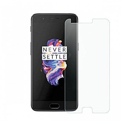 Minismile 2.5D 9H Hardness Explosion-Proof Anti-scratch Tempered Glass Screen Protector for OnePlus 5 - Transparent