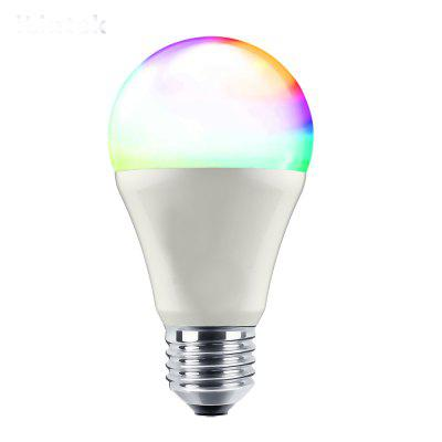 ILintek Bluetooth Smart Light Bulb, 9W(60W Equivalent) ,A19 White Dimmable and Multicolor Changing LED Lighting