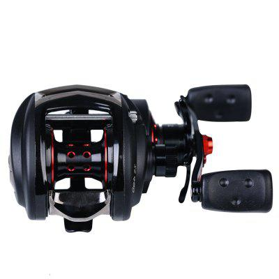 Abu Garcia REVO SX 04 Affordable High Speed 9+1 Ball Bearing Carbon Fiber Drag Left Hand Baitcast Fishing Reel