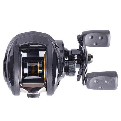 Abu Garcia PRO MAX3 Series High Speed 7+1 Ball Bearing Carbon Fiber Drag Left Hand Baitcast Fishing Reel